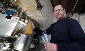 In cucina con... Francesco Borrelli